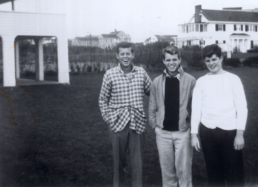 Boston com   s Ted Kennedy series  The musicYoung Ted Kennedy