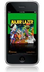 iphone app iDrum Major Lazer