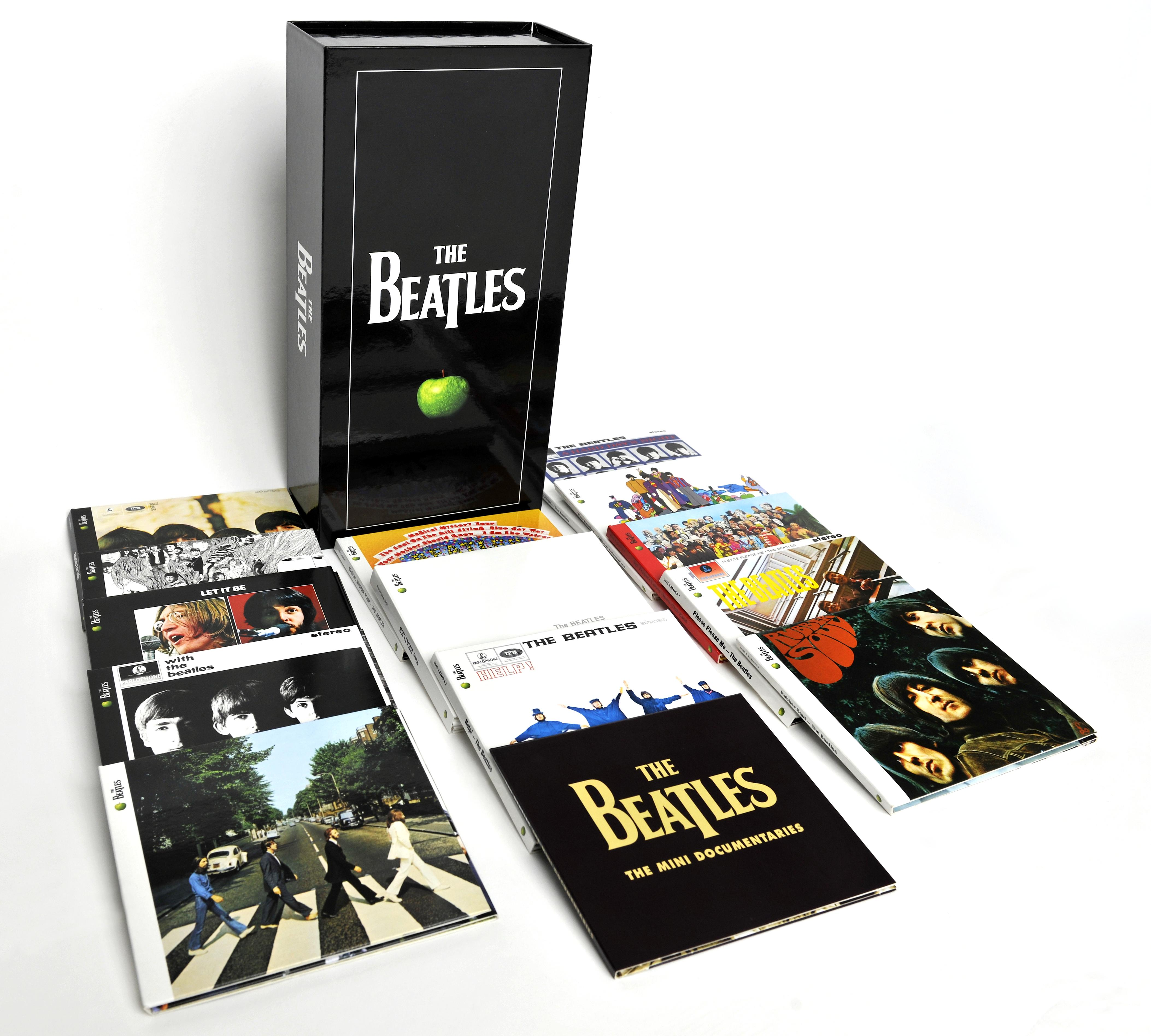 Beatles Remasters First Impressions Musicformedia